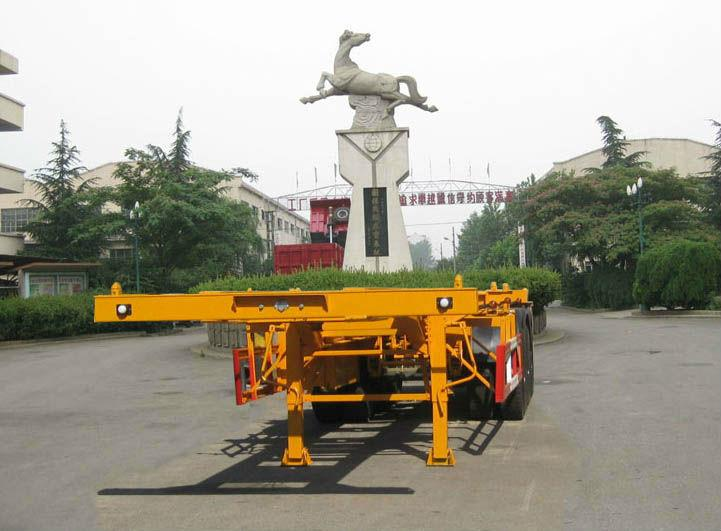 Lufeng 40ft Skeleton Semitrailer